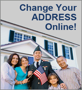 06-Home Page - Change Address Button