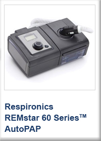 13-Product PageA - Product 08 REMstar 60 Series AutoPAP