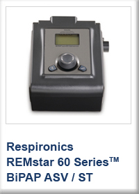 13-Product PageA - Product 09 REMstar 60 SeriesBiPAP ASV-ST